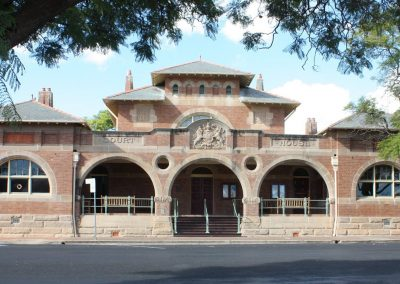 Parkes Courthouse