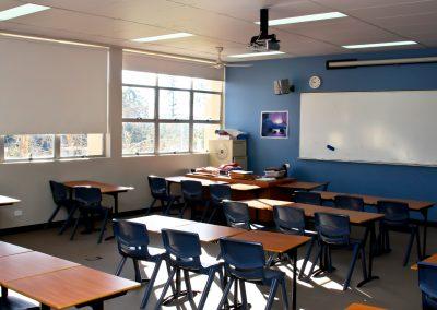 Knox Grammar Classroom