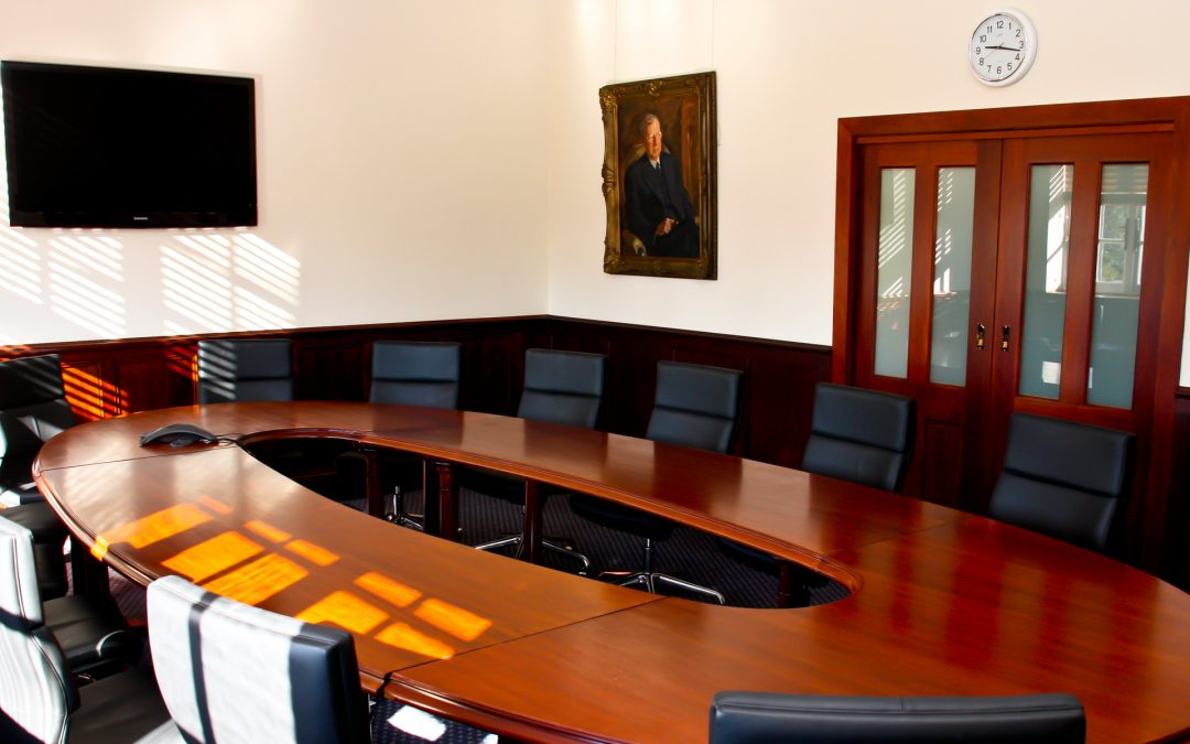 Knox Headmaster's Boardroom