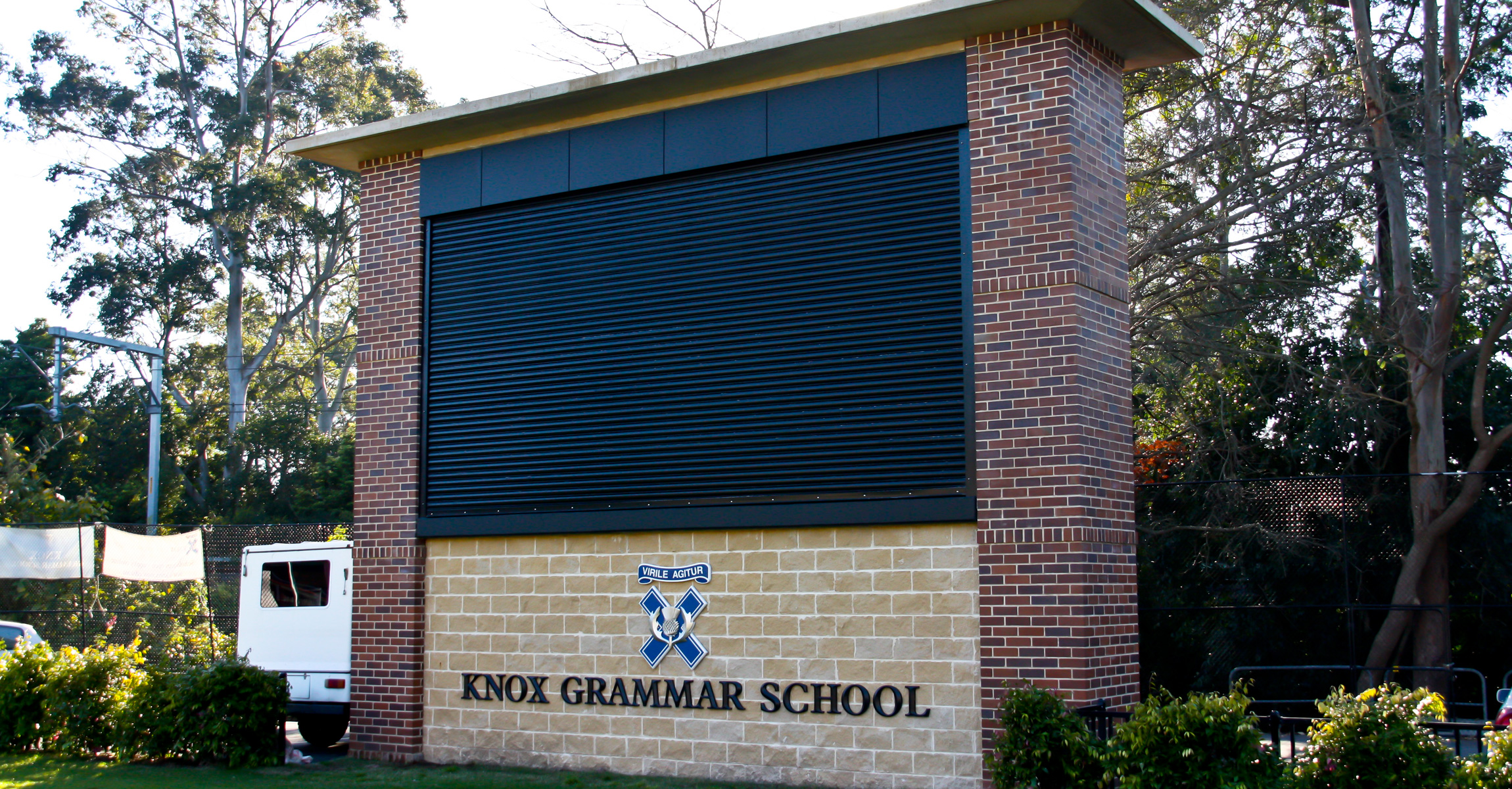 School Scoreboard Building Services