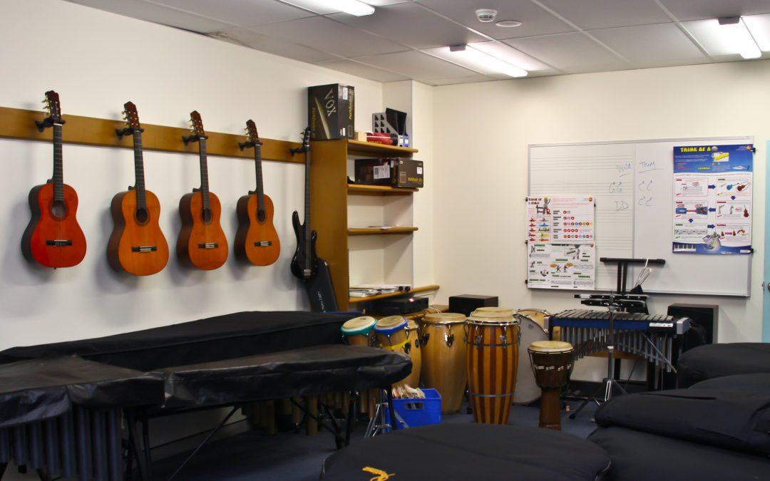 Masada College Music Rooms