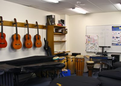 Masada College Music Rooms