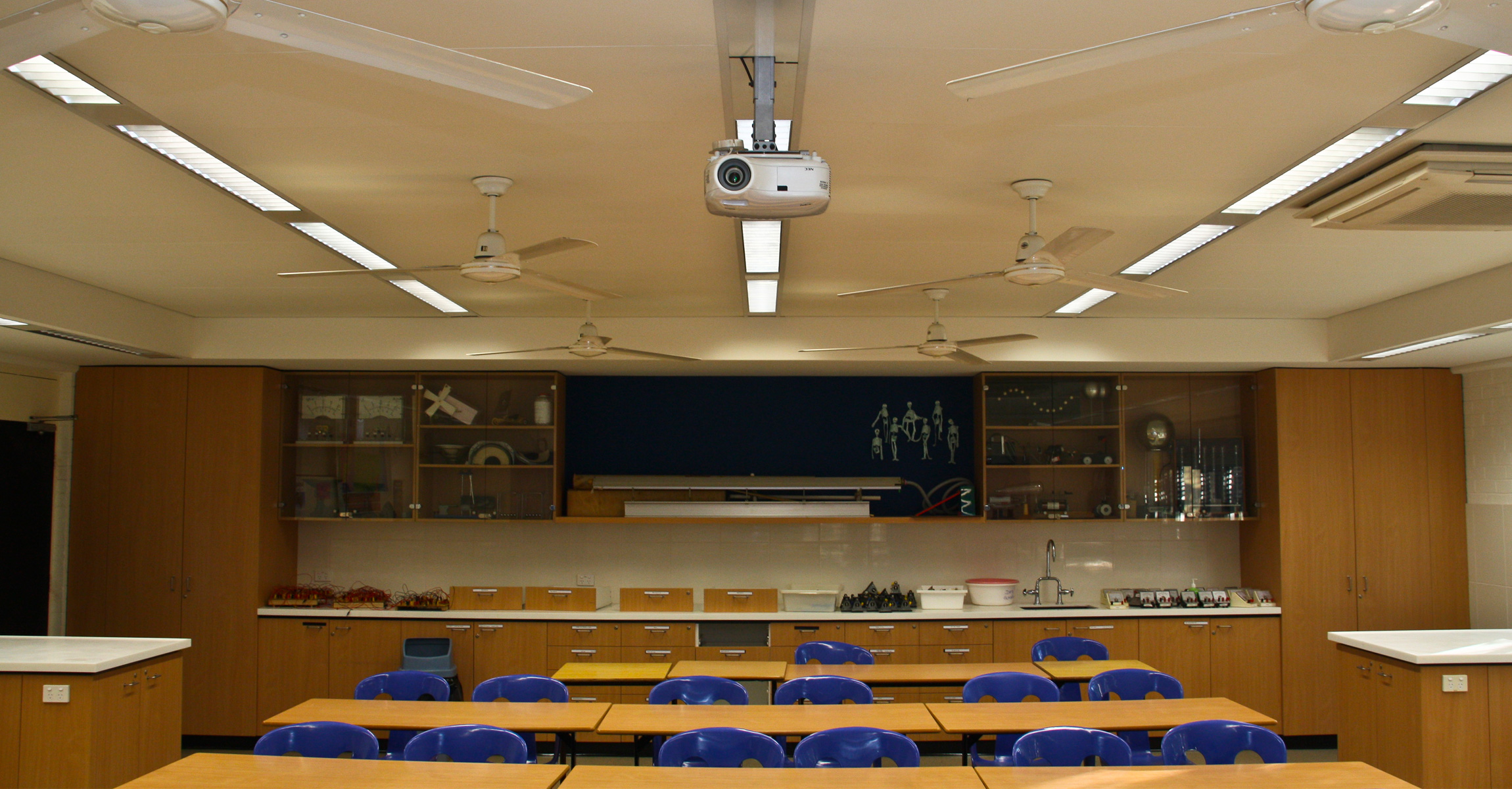 School Science Lab Building Services