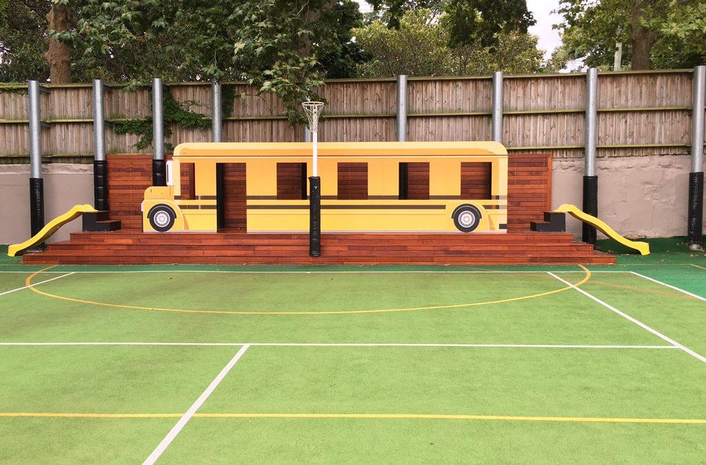 Wenona School Playground